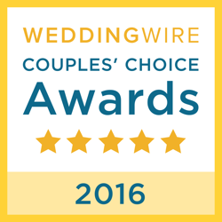 Wedding Wire Badge Award