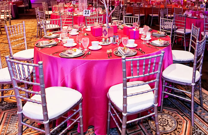 Chiavari Rental in Naperville!