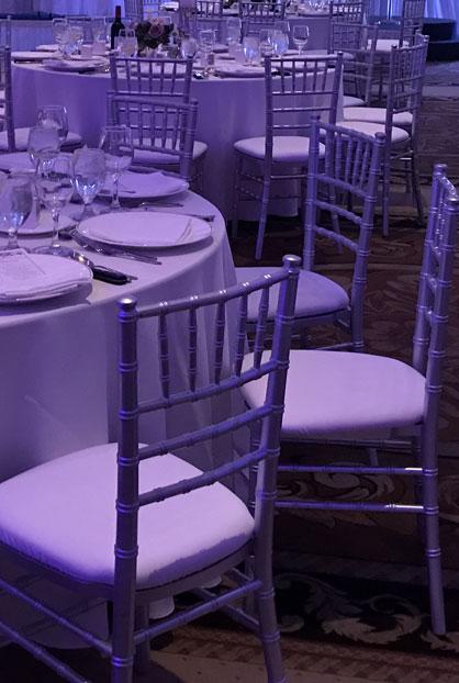 Chiavari Chair Sample Chair