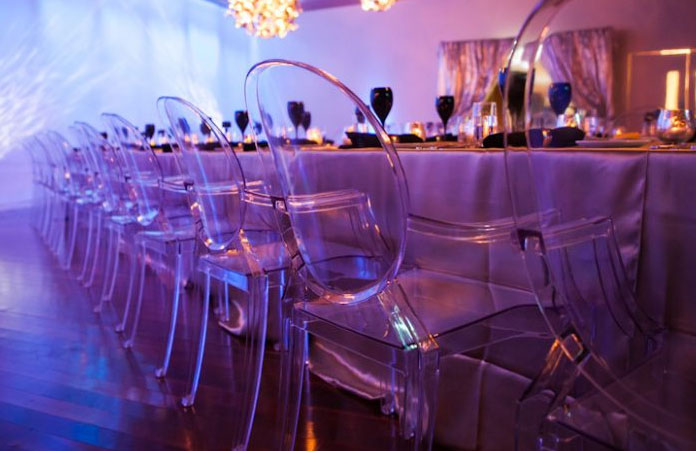 Ghost Chair Rental for Events
