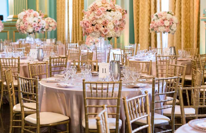 Chiavari Chairs Rental Orland Park