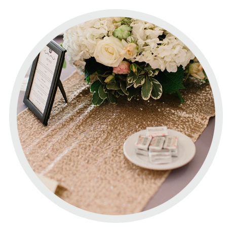 Table Runner Rental