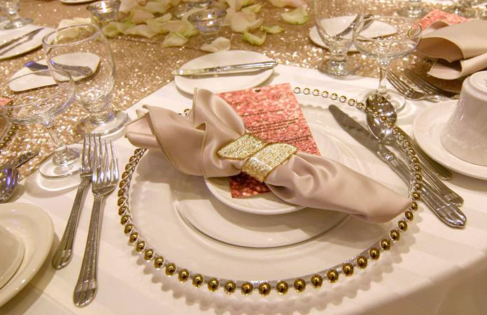 Napkins Ring Rental